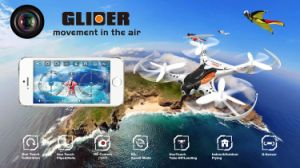 15136c-2MP Camera Mini WiFi APP Control RC Quadcopter RTF pictures & photos