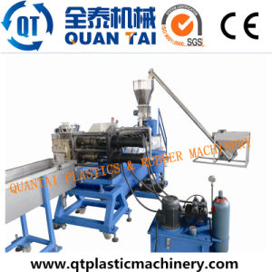 Plastic Regrind Pelletizing Line Plastic Recycling Machine pictures & photos