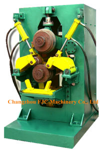 Hydraulic Semi-Automatic Tractor Trolley Rim Roll Forming Small Machine Line by Rolling Type pictures & photos