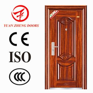 Steel Material Stainless Steel Door with Good Price pictures & photos