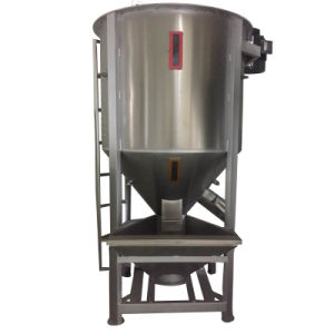 Verticle Type Dry Material Plastic Mixer for Plastic with High Quality pictures & photos