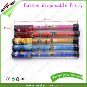 Disposable E Cigarette Wholesale Colorful Electronic Cigarette with 600puffs pictures & photos