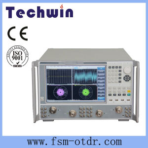 Techwin Vector Network Analyzer Equal to Rohde &Schwarz Network Analyzer pictures & photos