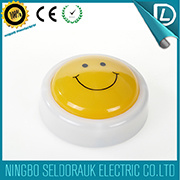 Seldorauk CE, RoHS Certification Passed Mini Children LED Touch Lamp