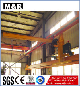 Multifunctional Bx Wall Jib Crane for M&R pictures & photos