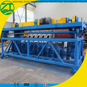 High Efficiency and Factory Sale Pig/Cattle Manure Turning Machine pictures & photos