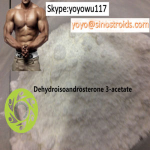 Steroid Hormones Dehydroisoandrosterone 3-Acetate for Bodybuilding pictures & photos