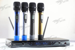 Hi-Fi Design DC-Two Dual Handheld Speakers Wireless Microphone pictures & photos