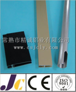 Customized Aluminum Profiles with Anodizing Powder Coating (JC-W-10009) pictures & photos