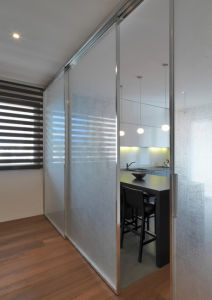 Topbright Glass Sliding Doors for Construction pictures & photos