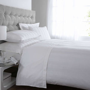 100%Cotton Hotel Twin/Single Size Bed Linen Quilt Cover pictures & photos