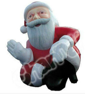 Inflatable Christmas Santa Claus / Father Christma pictures & photos