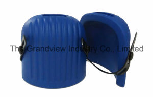 Soft Polyurethane Foam Knee Pad for Gardening (QH3056)