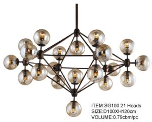 Indoor Decorative Modern Pendant Lighting (KASG100-21) pictures & photos