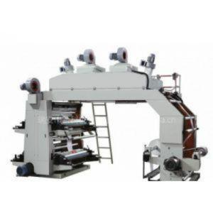 8-Color Flexographic Printing Presses PLC Computer pictures & photos