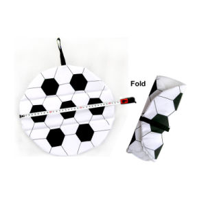 Soccer Design Foldable Seat Cushion pictures & photos