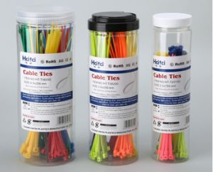 Mixed Bottle Package Nylon Cable Tie pictures & photos