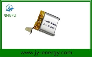 602526 3.7V 340mAh Li-Polymer Battery for Intelligent Bracelet Wear Products