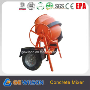 Diesel / Gasoline / Electric Motor Concrete Mixer pictures & photos