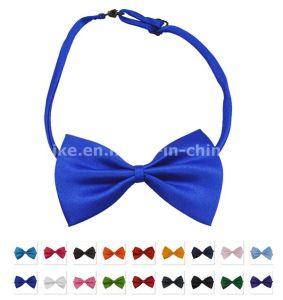 New Fashion Men Kids Polyester Bowtie Pet Tie Wholesale pictures & photos