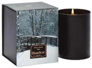 Printed Scented Soy Gift Candle in Black Glass Jar pictures & photos