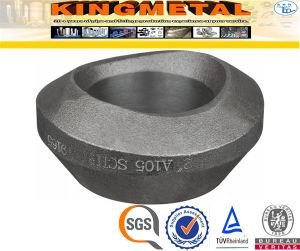 ASTM A105 3000# Carbon Steel Pipe Fittings Threadolet pictures & photos