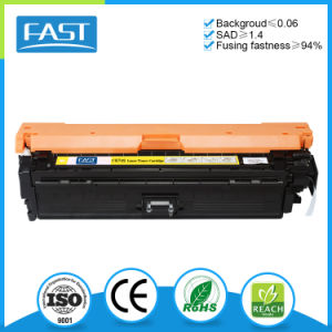 Universal Yellow Ce742A Compatible Toner Cartridge for HP Cp5225