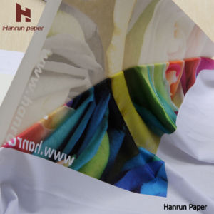 """44""""63""""64"""" 100GSM Anti-Ghost Tacky Sublimation Transfer Paper pictures & photos"""