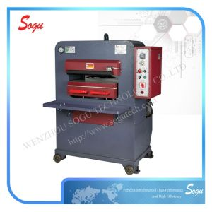 Heating Temperature Duplex Oil Cylinder Booster Embossing Machine Series pictures & photos