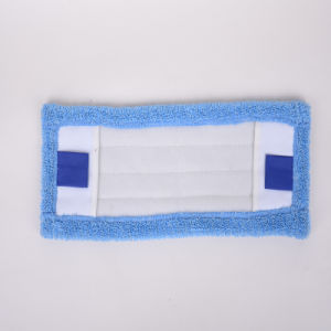 Blue, Microfiber Cleaning Mop Head, Do Not Shed, Do Not Fade, Customize, Beautiful