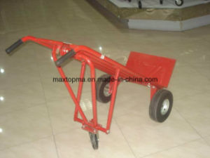 Three Wheels Heavy Duty Foldable Sack Hand Truck pictures & photos