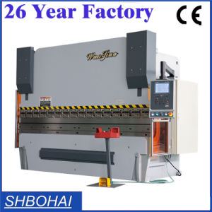 "Shanghai ""Bohai"" 26 Year Factory CNC Press Brake with Cybelec DNC600 or DNC800 CNC Control pictures & photos"
