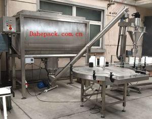 Salt Powder Mixing Machine, Ribbon Mixer pictures & photos