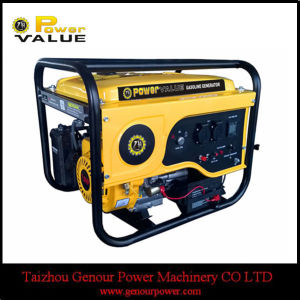 China Supplier 1kw to 6kw Gasoline Generator pictures & photos