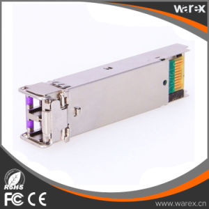2.5g 1490nm 80km SFP Transceiver Module pictures & photos
