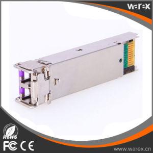2.5g compatible SFP 1490nm 80km Transceiver Module pictures & photos