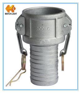 Coupler Groove Camlock Aluminium Fittings pictures & photos