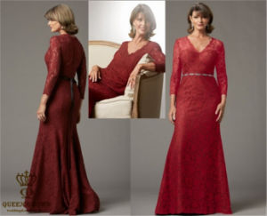 Tailored Mother Evening Dress, Ladies Prom, Lady Party Dress pictures & photos