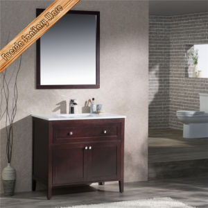 Fed-1960 Mahogany Finishign New Design Modern Bathroom Cabinets pictures & photos