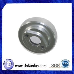 Customized CNC Central Machinery Aluminum/Brass Parts pictures & photos