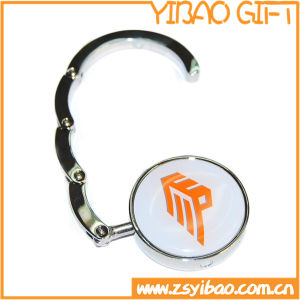Promotional Items Metal Purse Hanger with Custom Logo (YB-h-013) pictures & photos