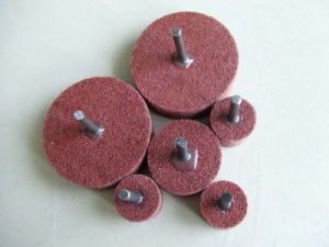 Maroon Spindle Polishing Wheel pictures & photos