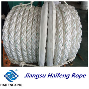 8-Strand Polypropylene Filament Rope Mooring Rope pictures & photos