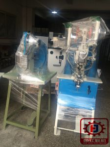 Hj-523 2015 New Popular Automatic Curtain Eyeleting Machine pictures & photos