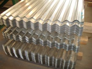 Hot Dipped Galvanized Metal Roofing pictures & photos