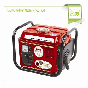 Small Power Hand 2 Stroke Generator Set/950 Gasoline Generator pictures & photos