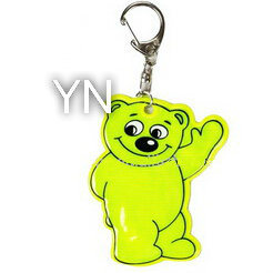 Qute Bear Reflective Key Chain pictures & photos