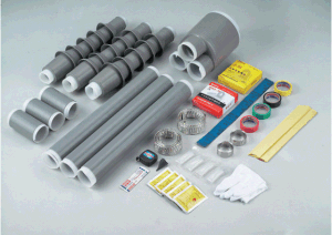 Cold Shrinkable Termination Kit and Straight Through Joint 20/24kv pictures & photos