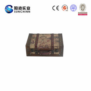 ODM and OEM Accepted, Chinese Famous Wooden Storage Box