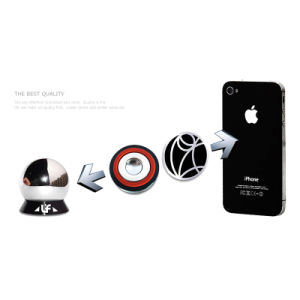 Full Set Stainless Anti-Slip Magnetic Car Mount Dashboard Holder pictures & photos